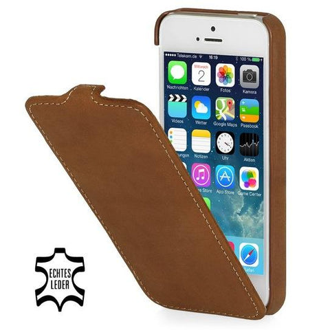 custodia in pelle iphone 5s