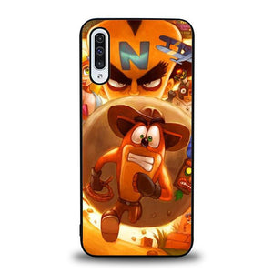 coque custodia cover fundas hoesjes j3 J5 J6 s20 s10 s9 s8 s7 s6 s5 plus edge B10946 Bandicoot Crash FJ0489 Samsung Galaxy A50 Case
