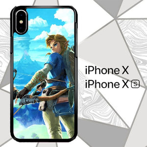 Zelda FJ0486 custodia iPhone X, XS