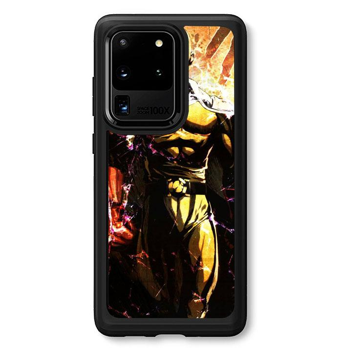 coque custodia cover fundas hoesjes j3 J5 J6 s20 s10 s9 s8 s7 s6 s5 plus edge B9784 Anime One Punch Man FJ0810 Samsung Galaxy S20 Ultra Case