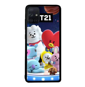 coque custodia cover fundas hoesjes j3 J5 J6 s20 s10 s9 s8 s7 s6 s5 plus edge B9624 Amo bt21 FJ0822 Samsung Galaxy A51 Case