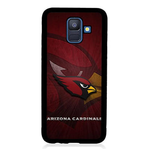 coque custodia cover fundas hoesjes j3 J5 J6 s20 s10 s9 s8 s7 s6 s5 plus edge B10155 Arizona Cardinals FJ0984 Samsung Galaxy A6 2018 Case