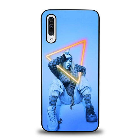 coque custodia cover fundas hoesjes j3 J5 J6 s20 s10 s9 s8 s7 s6 s5 plus edge B37175 Super Billie Eilish Aesthetic Wallpaper Q0296 Samsung Galaxy A50 Case