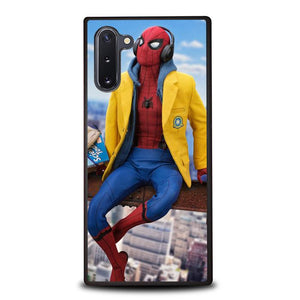 coque custodia cover fundas hoesjes j3 J5 J6 s20 s10 s9 s8 s7 s6 s5 plus edge B9494 Amazing Spiderman J0684 Samsung Galaxy Note 10 Case