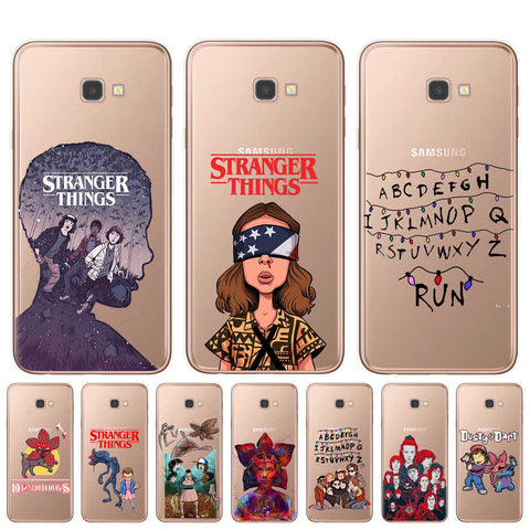 stranger things cover samsung j5 2016
