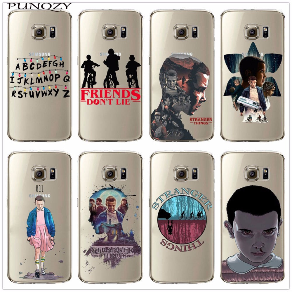 stranger things cover samsung s6 edge