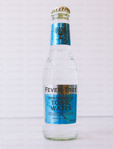 4-Pack Agua Tónica Fever Tree Mediterranean Tonic