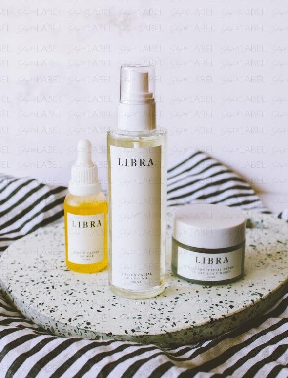 Libra - Kit Productos Faciales