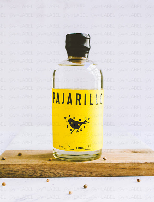 Gin Pajarillo formato 220 ml