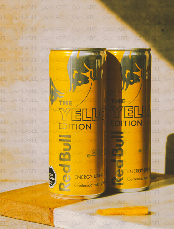 Red Bull Yellow
