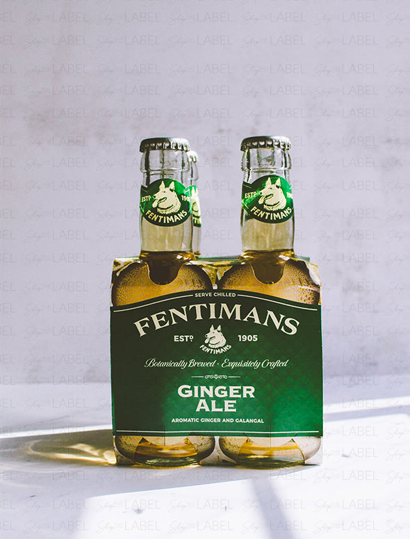 4-Pack de Ginger Ale Fentimans