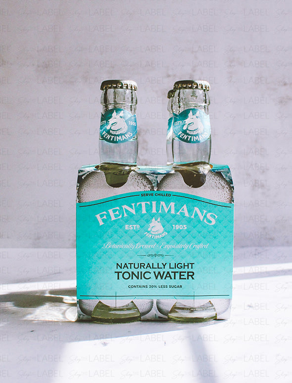 24-Pack Agua Tónica Light Fentimans