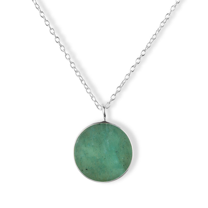 Dream Amazonite Pendant