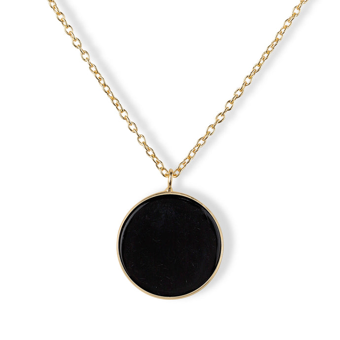 Dream Black Onyx Pendant
