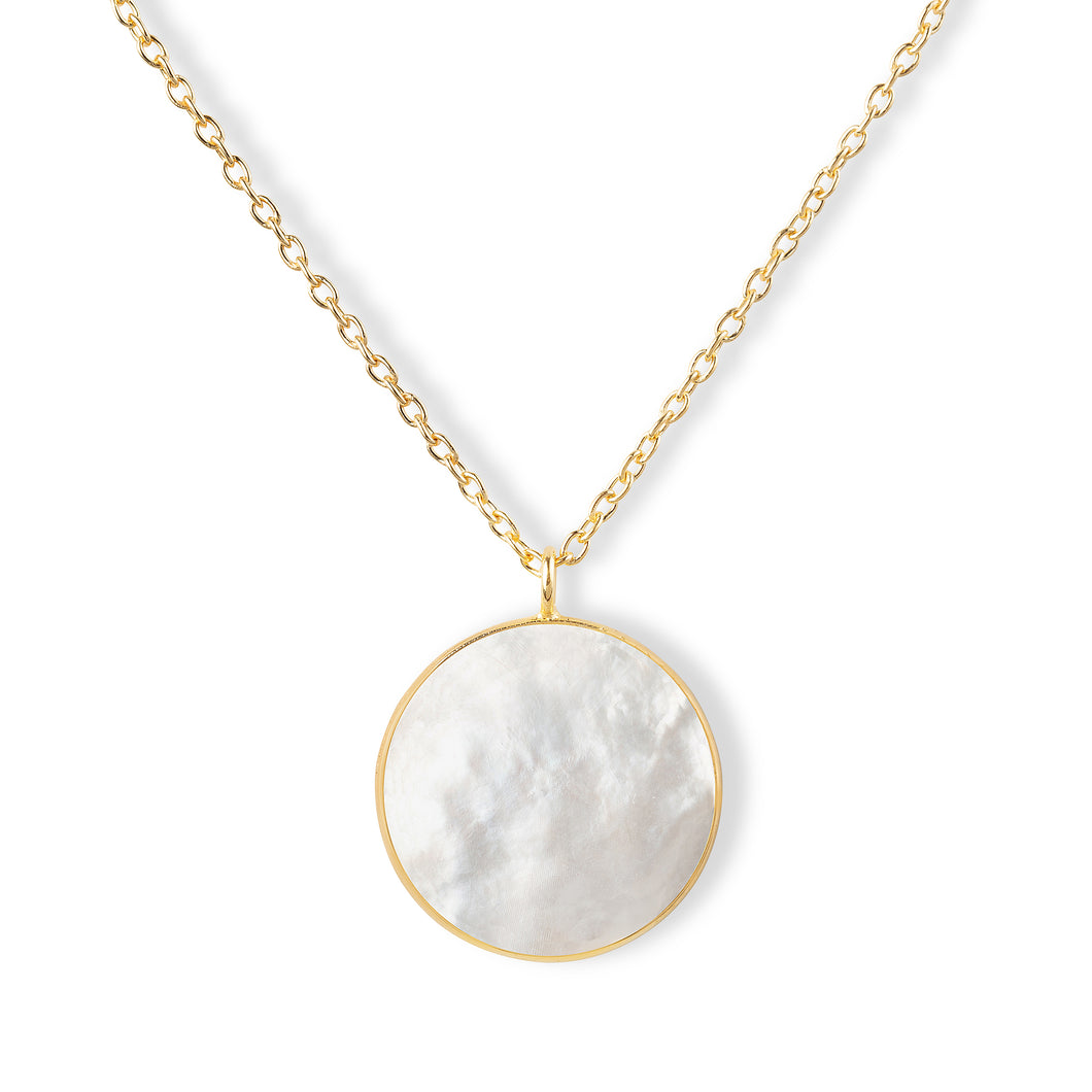 Dream Mother of Pearl Pendant