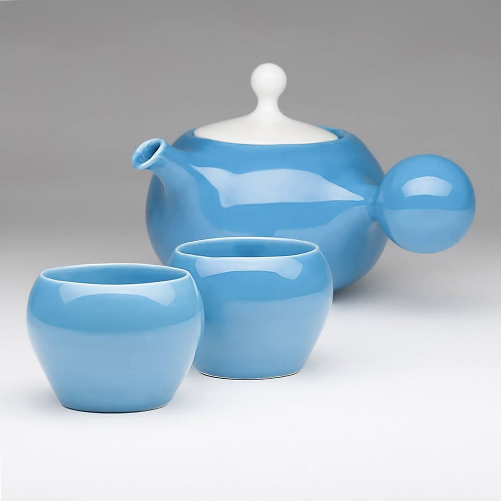 Maia Ming 3-delige moderne Japanse kyusu theeset