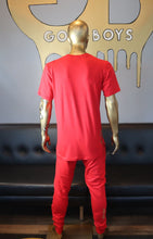 Load image into Gallery viewer, Red Live Gold T-shirt