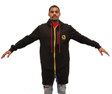 "Load image into Gallery viewer, ""Trench"" Zip-Up Hoodie"