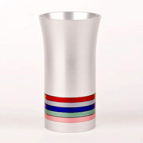 Sleek Kiddush Cup by Agayof