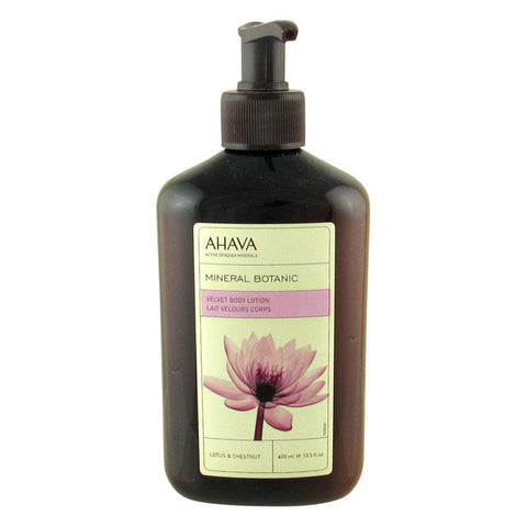 Botanic Velvet Body Lotion by Ahava