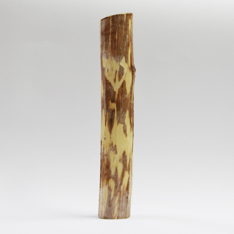 Hand Carved Wooden Mezuzah by Elchanan Ehrlanger - Matana Boutique