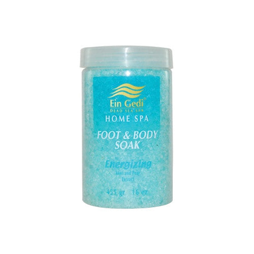 Energizing Foot & Body Bath Soak by Ein Gedi - Matana Boutique