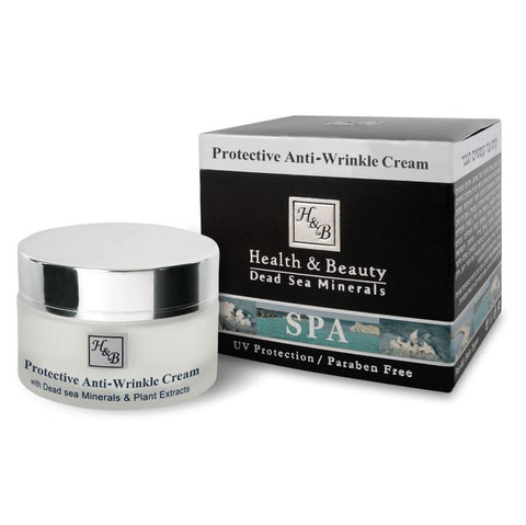 Anti Wrinkle Cream for Men with SPF-15 by Health & Beauty