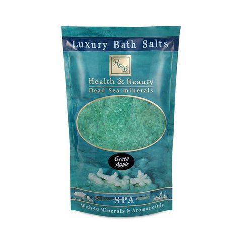 Dead Sea Bath Salts Green Apple by Health & Beauty