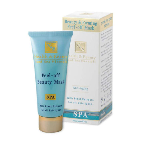 Dead Sea Beauty & Firming Peel-Off Mask by Health & Beauty