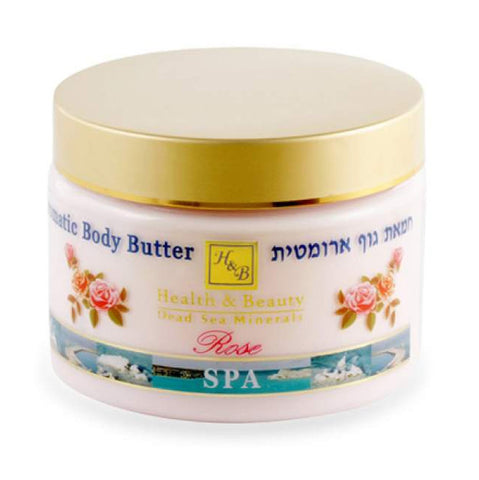 Dead Sea Aromatic Body Butter by Health & Beauty