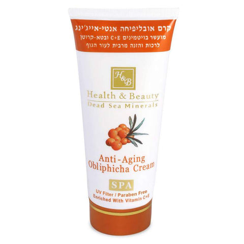 Buckthorn Obliphicha Anti-Aging Cream by Health & Beauty