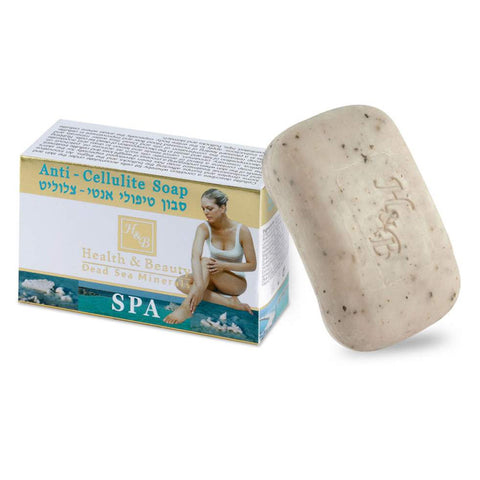 Dead Sea Anti Cellulite Massage Soap by Health & Beauty