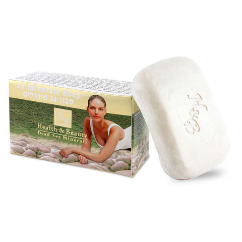 Dead Sea 26 Minerals Soap by Health & Beauty