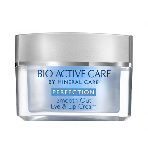 Bio Active Smooth-Out Eye and Lip Cream by Mineral Care