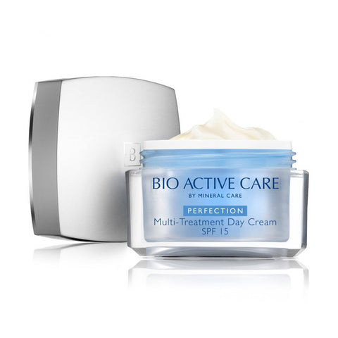 Bio Active SPF 15 Multi Treatment Day Cream by Mineral Care