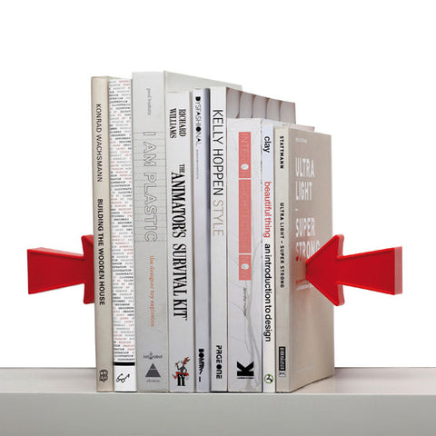 Arrows Bookends by Shahar Peleg