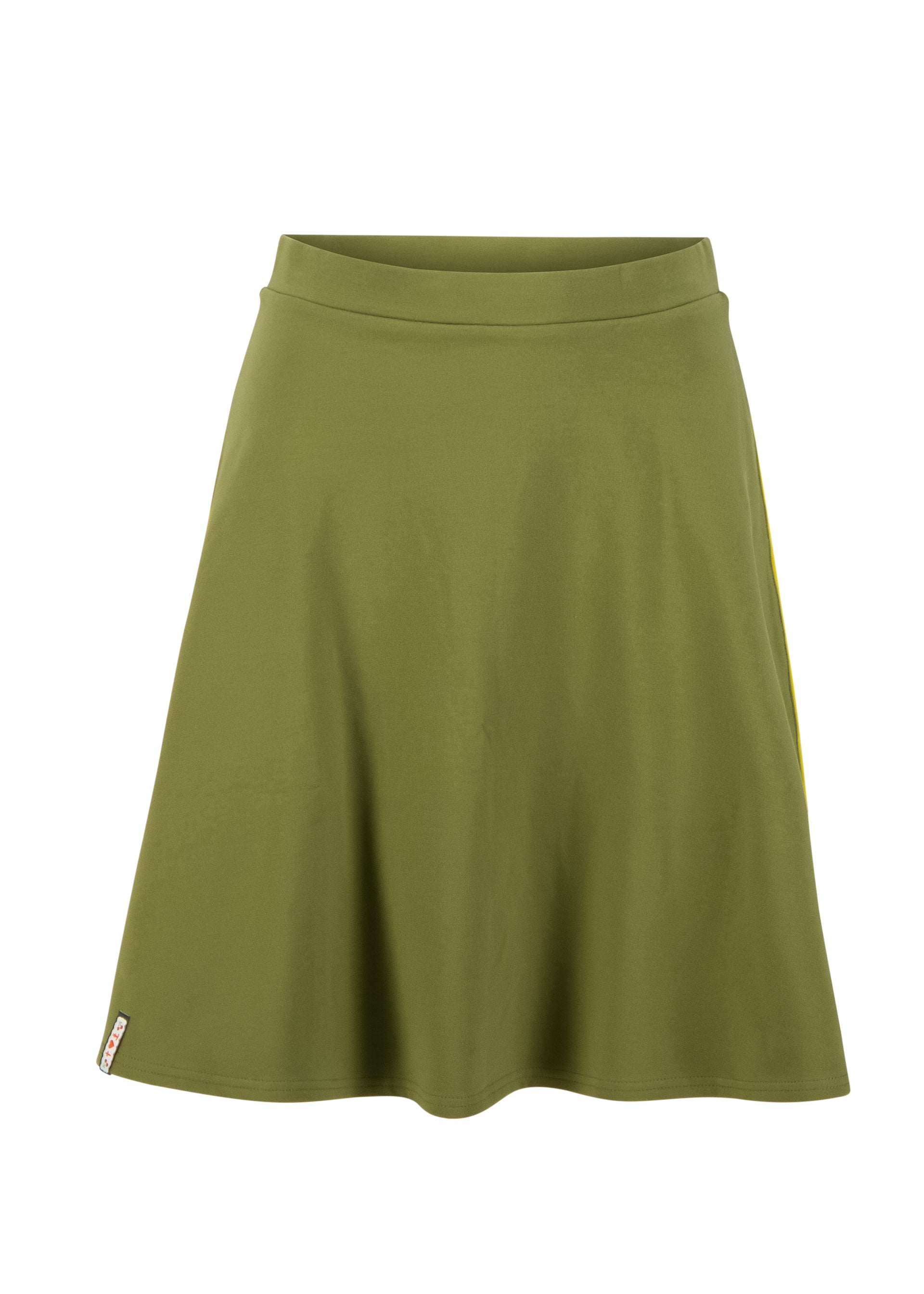 Damen Rock sporty sister skirt, khaki