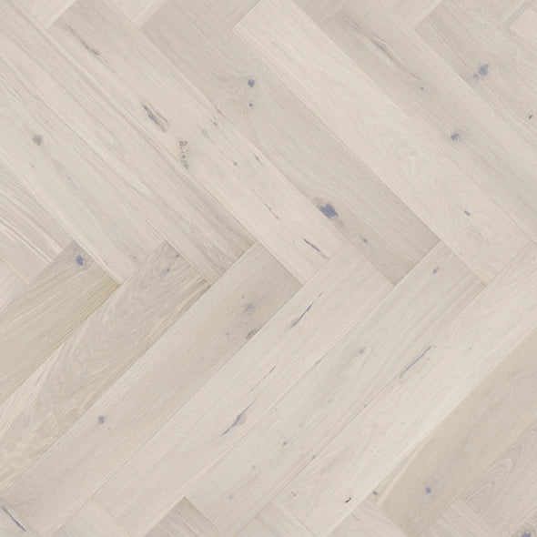 Mocha Herringbone Engineered 130x14x725mm