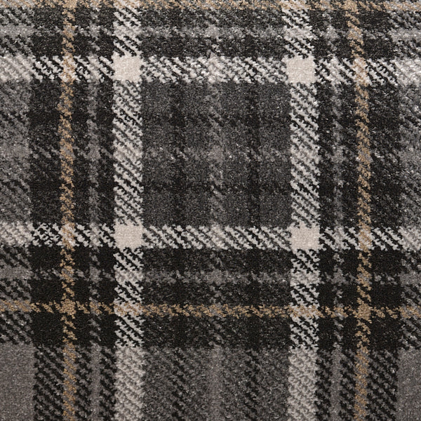 Leith Tartan Perth Grey-Innovation Flooring-Innovation Flooring