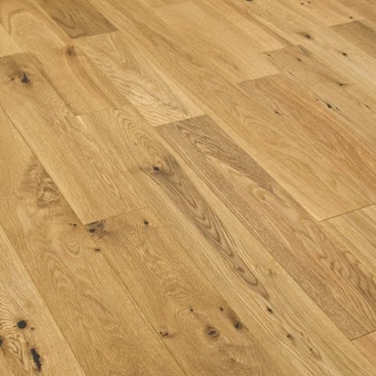 Vermont Engineered Oak Brushed & Oiled