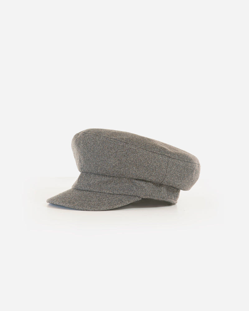 Grey Fishermen Cap