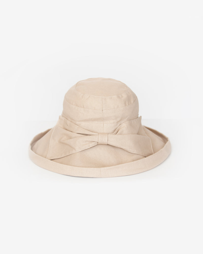 Classic Stitch Bow Bucket