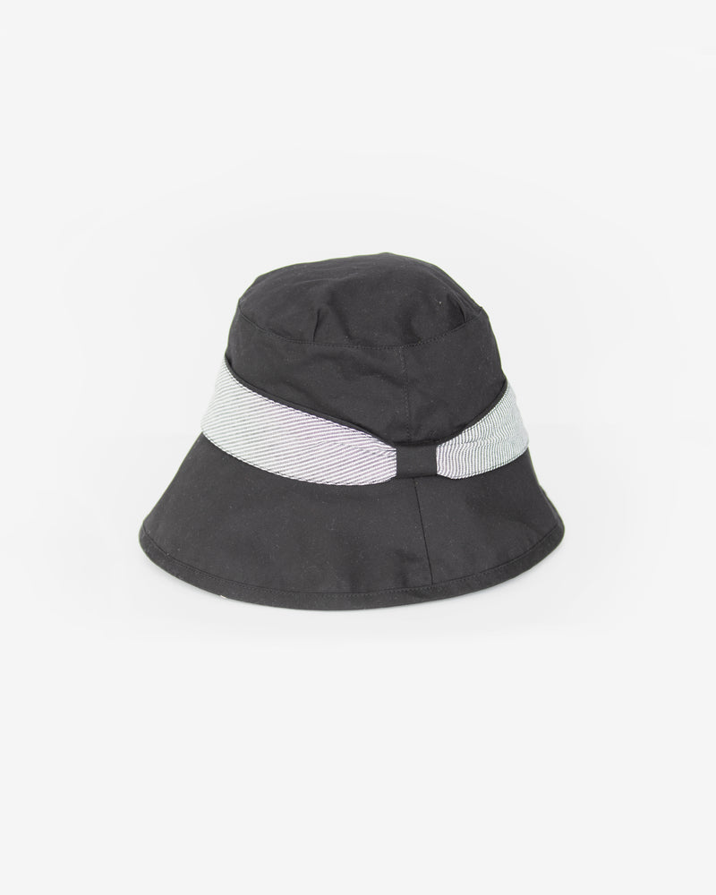 Striped Band Bucket Hat