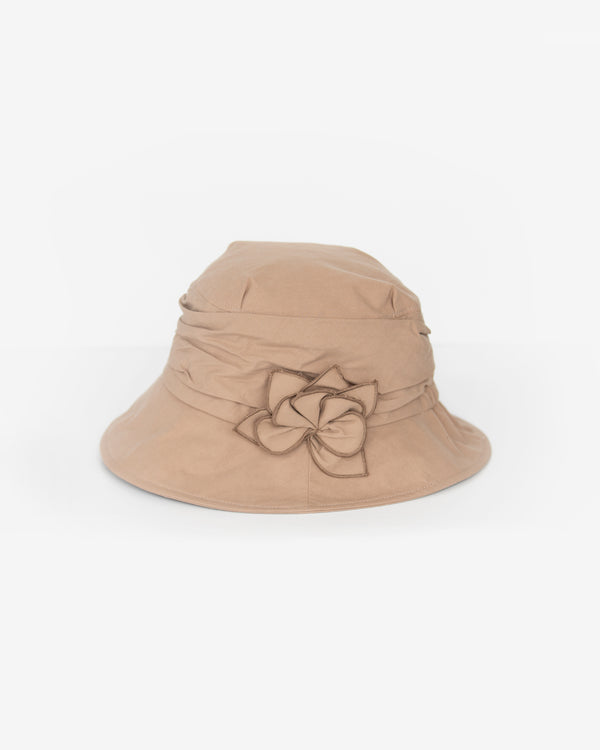Ruffled Flower Cloche