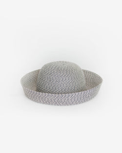 Upturned Packable Sun Hat