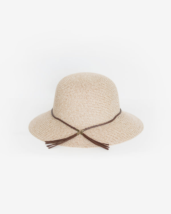 Packable Straw Sun Hat
