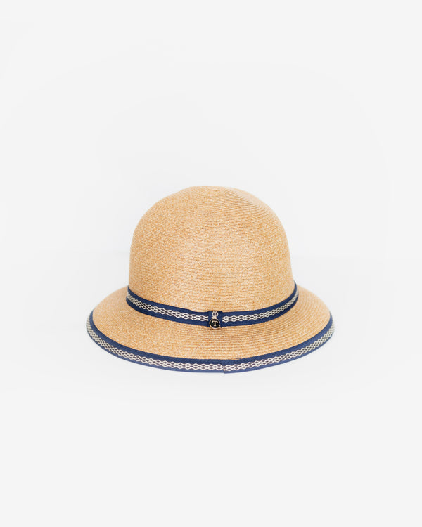 Straw Bucket Sun Hat