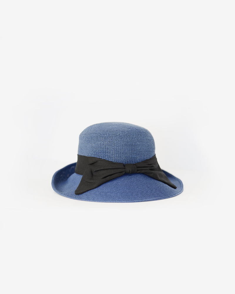 Upturned Bow Sun Hat