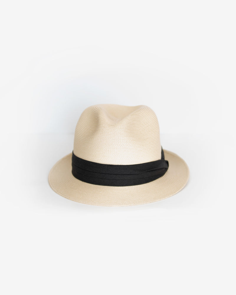 Short Brim Packable Safari Hat