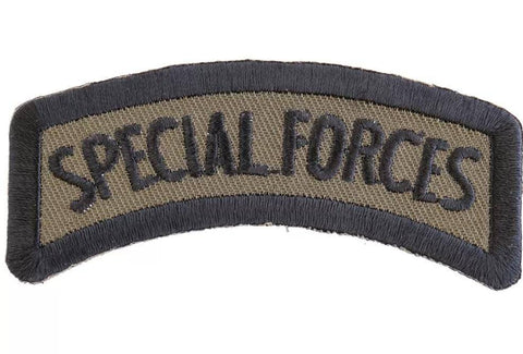Special Forces Iron on Patch